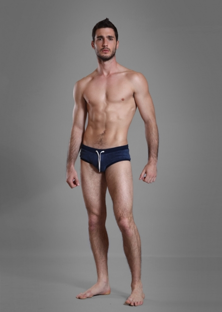 Soft Brief Bleu from €49,00