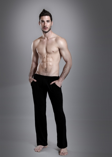 Cosy Trousers Black VAN €89,00