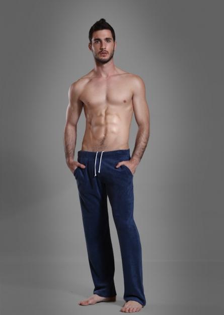 Cosy Trousers Blue van €89,00